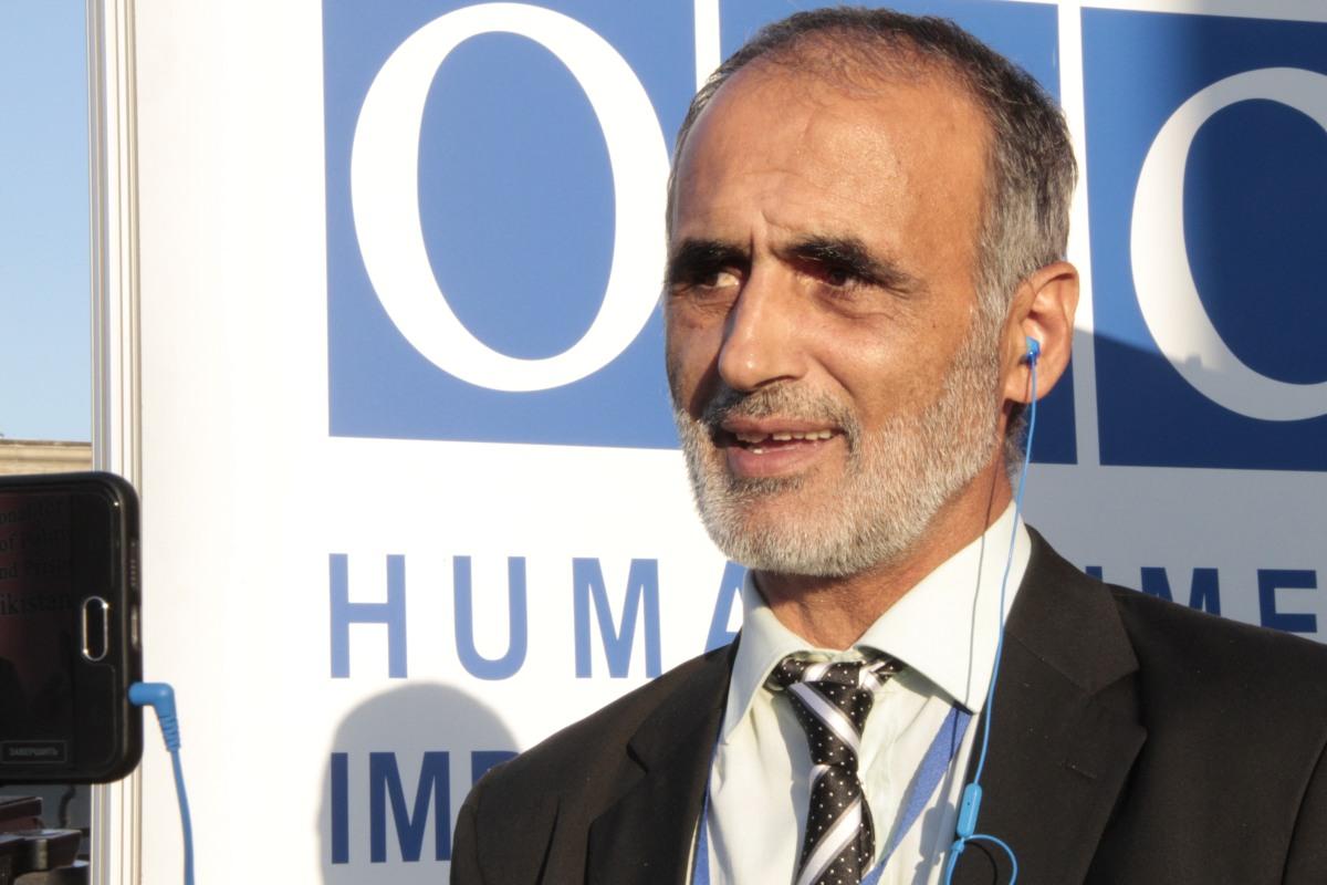"""Алим Шерзамонов: """"Бадахшанский кризис вызван подготовкой к передаче власти Рахмоновым по наследству»"""